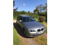 BMW 530d Touring, Manual, Full Service History, Long Mot