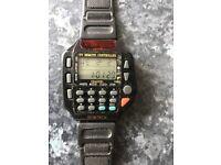 Classic Zeon. Calculator watch