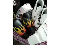 Kickboxing accessories