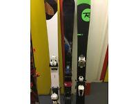 Skis , poles , ski carriers, ski suitcases