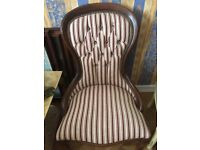 Reproduction nursing chair