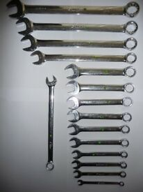 Snap On Spanners