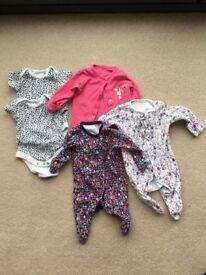 Newborn First size clothes