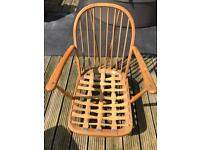 Ercol 203 lounge chair ( restoration project )
