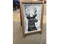 Experienced Bar Person Required - The White Hart Crystal Palace