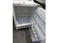 Bosch Integrated under-counter fridge