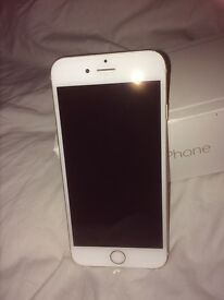 Iphone 6 16gb gold, comes with charger&original box in good condition with normal wear&tear £280 ono