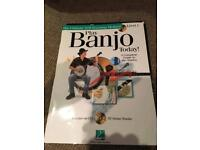 Play Banjo Today - self teaching book