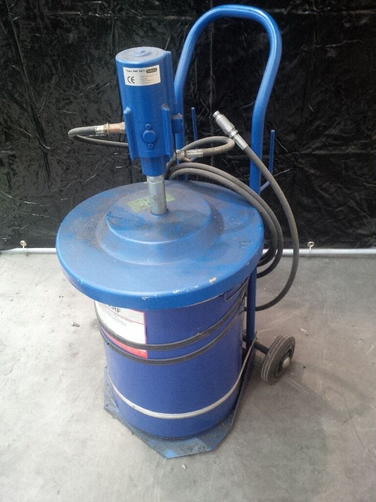 Pressol Pneumatic Grease Pump In Team Valley Trading