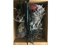 Christmas Decorations Assorted Lights Indoor and Outdoor Maidstone Collection £50