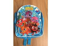 Moshi monster backpack