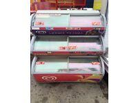IARP Visimax 3 Tier Ice Cream Freezer