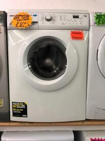 ZANUSSI 8KG DIGITAL TIMER SCREEN WASHING MACHINE