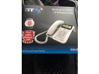 White bt phone