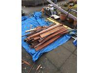 Free hardwood linings