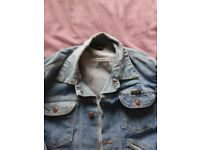 Men orginal wranglet jacket from the 70's
