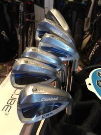 Brand New Cleveland CBX Irons, 5-PW, Regular Shafts