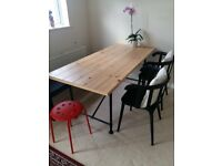 IKEA dining set for 6