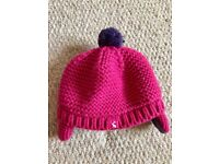 Joules baby hat
