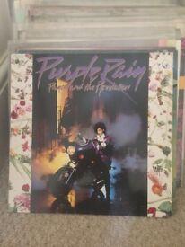 Prince Vinyl - prince and the revolution purple rain