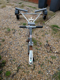 Dinghy Road Trailer in Excellent Condition