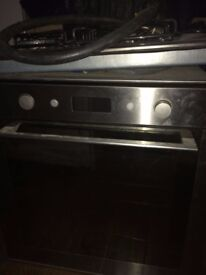 [FOR SALE] Used hob, extractor hood and oven