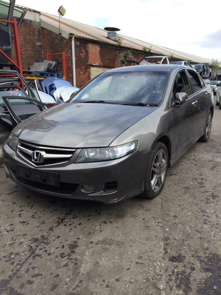Honda Accord 2007 I-CTDI Sport 2.2 Diesel For Breaking - CALL NOW!!!