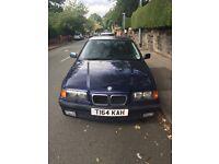 BMW 316i Compact, 1999, 1895cc, MOT 4/17, 102,500 miles