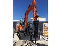 Digger drivers, labourers wanted