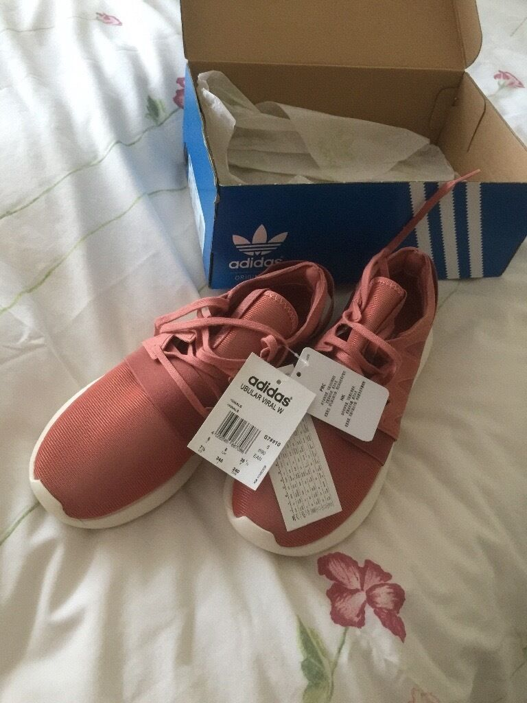 Adidas Tubular Viral Raw Pink
