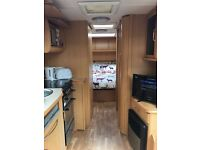 Caravan 2005 island bed abbey spectrum 535 5 berth