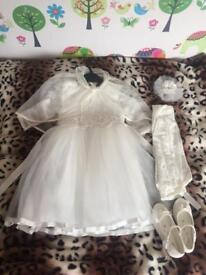 Christening clothes 4-5 years