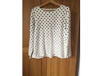 Joules Harbour Top size 16