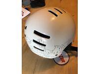 Laser sport bike helmet