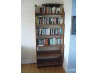 Pine Bookshelf - Ikea Leksvik range