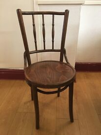 75 Bentwood Coffee, Bistro Chairs