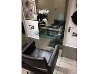 Hairdresser wanted to rent chair (full time or flexible working) - established salon in S Wimbledon