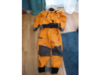 Artistic dry Suit - Watersports, Kayaking, Canoeing