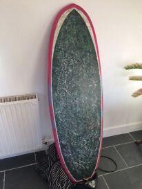 Surfboard, shipshape custom