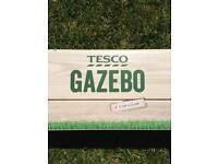 Tesco Garden gazebo new in box