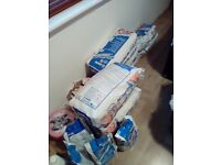Tiling materials for sale!! All the materials you need to start a tiling job tomorrow.