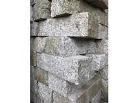 Granite kerbstones/coping stones/ dressed blocks