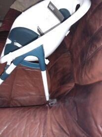 Mamma / Pappa Hi-low Chair