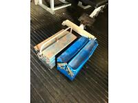 2 x tool boxes