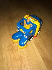 Cleaning Truck Toy