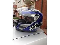 AGV XR2 Used Motorcycle Helmet