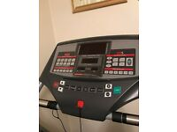 UNO Fitness LTX5 Pro-Power Treadmill RARELY USED RRP £1699.99