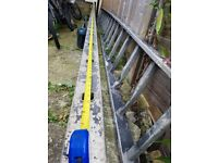 16ft double extension ladder up to 32ft (aprox)