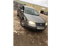Volkswagen Passat 1.9 TDI (PD130) Full service Manual 6 Speed £750 or swap