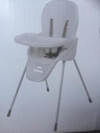 High Chair 'You and Me' - New. Still in box!